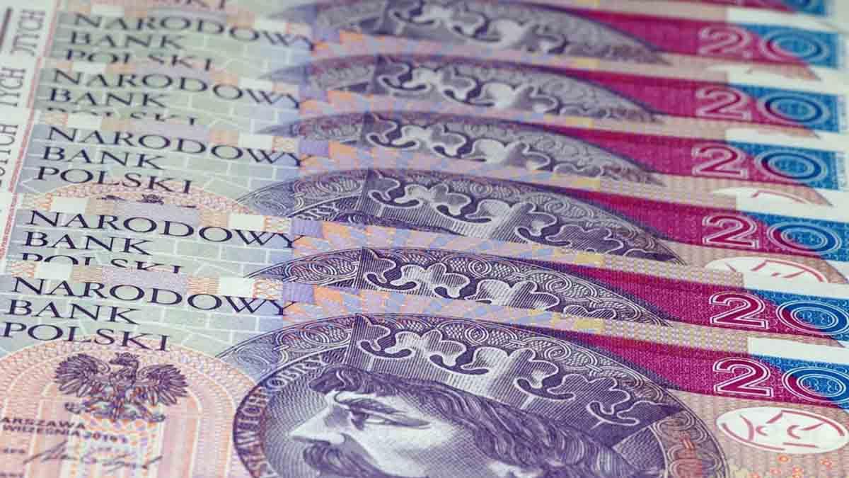 курс валют Полтава польський злотий