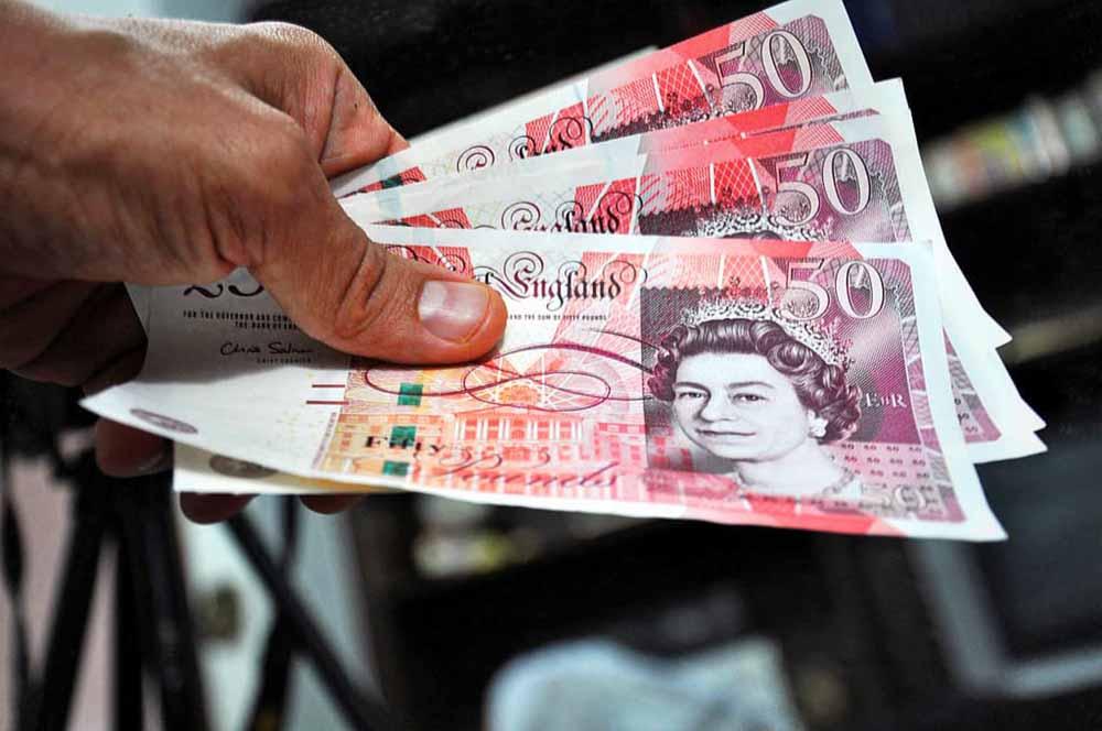 курс британського фунта Полтава