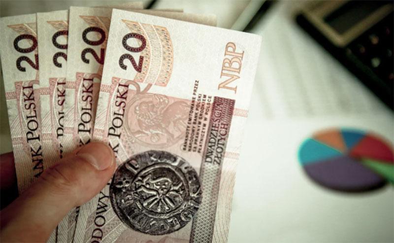 курс валют злотий Полтава