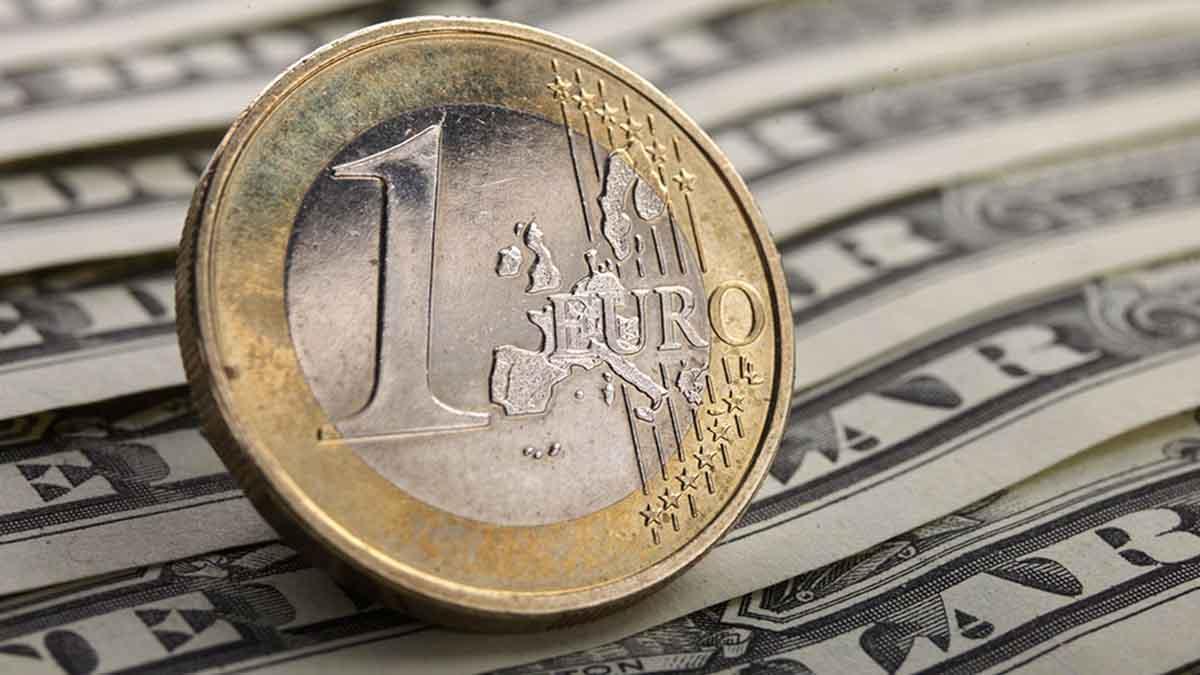 курс євро до долара