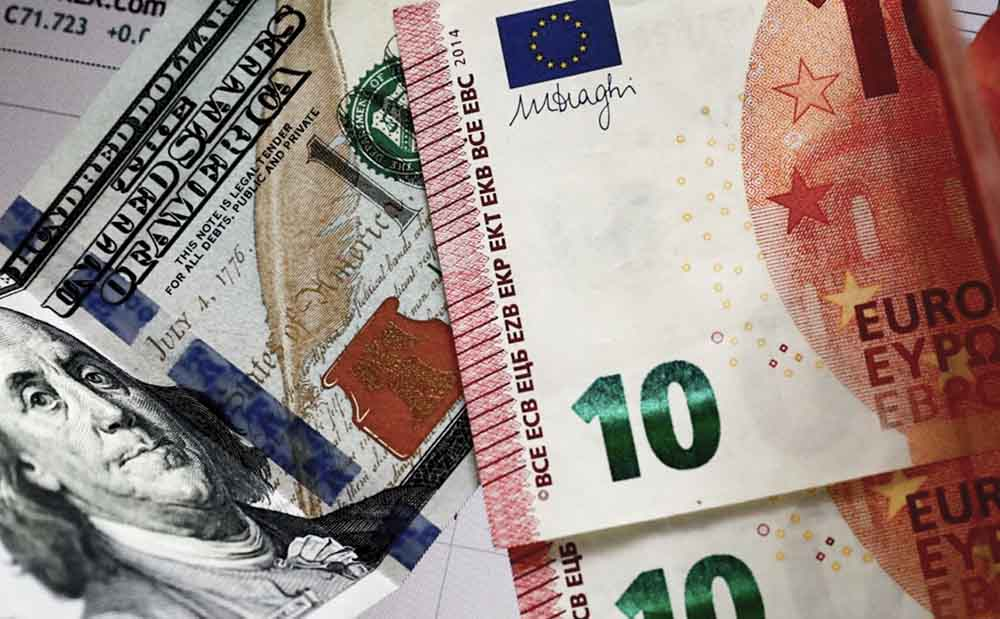 крос курс євро до долара